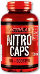 Activlab Nitro Caps 120 kaps.