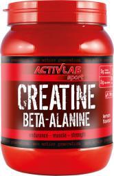 Activlab Creatine Beta Alanine Cytryna 300g