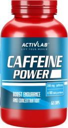 Activlab Caffeine Power 60 kapsułek