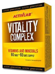 Activlab Vitality Complex 60 tabl.
