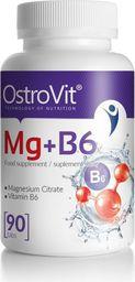 OstroVit Mg + B6 90tabl. Ostrovit  roz. uniw