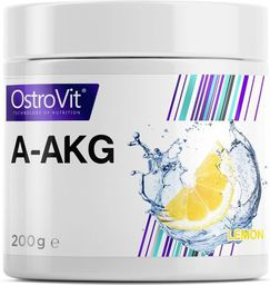 OstroVit A-AKG 200g cytryna Ostrovit Lemon roz. uniw