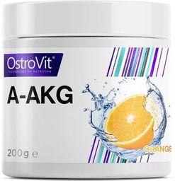 OstroVit A-AKG 200g pomarańcza Ostrovit Orange roz. uniw