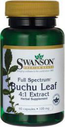 Swanson FS Buchu Leaf 60 kaps.