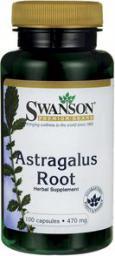 Swanson Swanson Astragalus 470mg 100 kaps. - SWA/051
