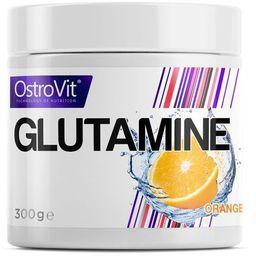 OstroVit Glutamine Pomarańcz 300g