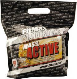 FitMax Mass Active Wanilia 1kg