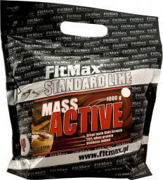 FitMax Mass Active Czekolada 1kg