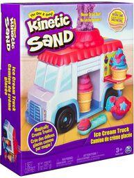 Spin Master Piasek kinetyczny Kinetic Sand Samochód Lodziarnia 227g (GXP-643507)
