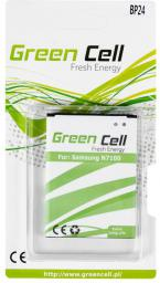 Bateria Green Cell do   Samsung Galaxy Note II N7100 (BP24)
