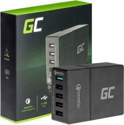 Ładowarka Green Cell 5xUSB Quick Charge 3.0 (CHAR05)