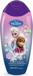Frozen Shampoo & Conditioner szampon i odżywka do włosów Raspberry 200ml