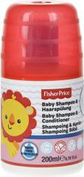 Fisher Price Baby Shampoo & Conditioner szampon i odżywka do włosów 200ml