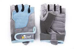 Nutrifarm  Rękawice Fitness One Blue / XS (NF/014#XS)