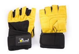 Nutrifarm Nutrifarm Rękawice Raptor Yellow / L (NF/018#L)