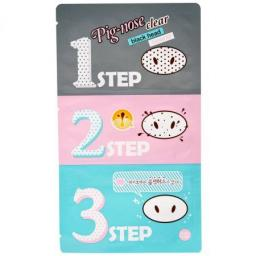 Holika Holika Maska do twarzy Pig Nose 3 Step Kit