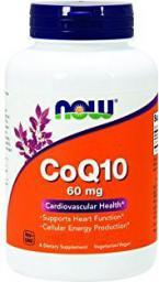 NOW Foods Coenzyme Q10 60mg 60 kaps.