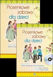 Piosenkowe Zabawy Dla Dzieci Płyta CD (WIKR-906283)