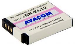 Akumulator Avacom baterie dla Nikon Li-Ion, 3,7V, 980mAh (DINI-EL12-734)