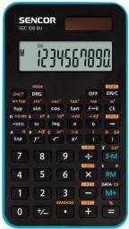 Kalkulator Casio SEC 106 BU