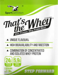 Sport Definition Thats The Whey Blackcurrant Vanilla 30g