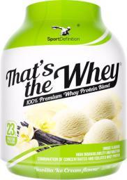 Sport Definition Thats the Whey Vanilla Ice Cream 2,27 kg