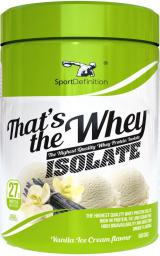 Sport Definition Thats the Whey ISOLATE Lody Waniliowe 600g