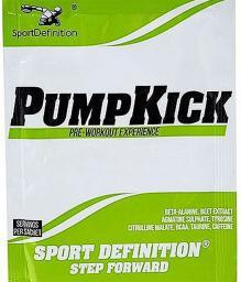 SportDefinition PumpKick Owoce egzotyczne [sasz] 15g