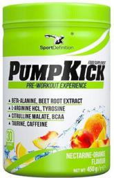 Sport Definition Pump Kick Nectarine Orange 450g