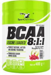 Sport Definition BCAA 8:1:1 smak jabłko-malina 400g