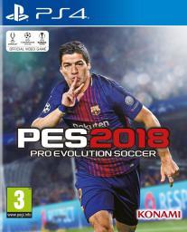 Pro Evolution Soccer 2018 Edycja Standard