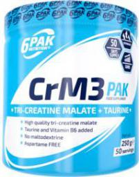 6PAK Nutrition CrM3 Pak Cherry Lemon 250g