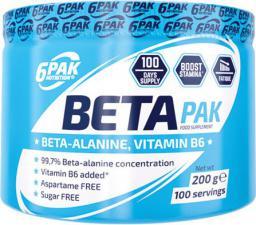 6PAK Nutrition BETA PAK 200g