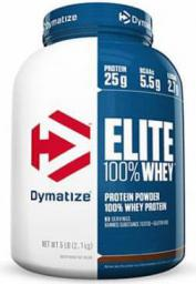 Dymatize Elite Whey Wanilia NEW 2,1kg