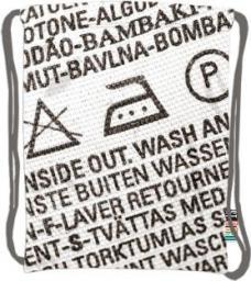 St. Majewski Plecak na sznurkach (SO-11 Label)