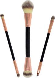 Makeup Revolution Brush Flex & Go Brush Set Zestaw pędzli do makijażu