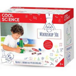 Tm Toys Cool Science 0036 Mikroskop 30x (DKN4003)