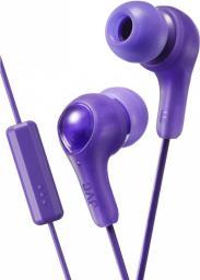 Słuchawki JVC HA-FX7M fioletowe (JVC HA-FX7M-V-E)
