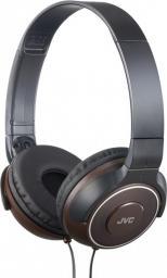 Słuchawki JVC HA-S220 brązowe (JVC HA-S220-T-E)