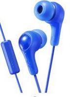 Słuchawki JVC HA-FX7M niebieskie (JVC HA-FX7M-A-E)