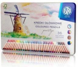 Astra Kredki ołówkowe prestige, 36 kolorów