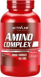 Activlab Amino Complex 120 tabletek