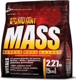 PVL Mutant Mass Truskawka-banan 2,27kg