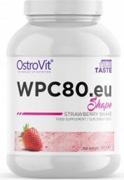 OstroVit Shape WPC 80 truskawka 700g