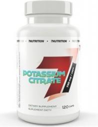 7 Nutrition Potassium 120 Kapsułek (SEV/047)