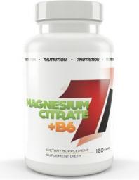 7 Nutrition Magnesium B6 120 Kapsułek (SEV/032)