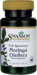 Swanson FS Moringa Oleifera 60 kaps.