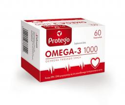Salvum Protego Omega-3 1000 60 kapsułek