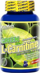 FitMax Green L-Carnitine 90 kaps.