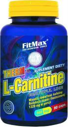 FitMax L-Carnitine Therm 90 kaps.